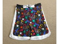 BNWT ADAMS SURF DUDE KIDS SWIM SURF SHORTS SWIMMING TRUNKS OFFICIAL AGE 6 YEARS