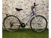 Raleigh City Hybrid Mountain Bike Bicycle Good Condition Fully Working