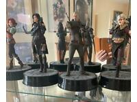 Witcher 3 and Assassin's Creed collectibles/Statuetttes