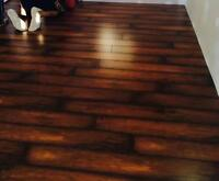 Need your laminate floor installed?