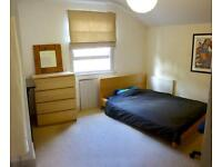 Good sized double in laid-back Brixton flat
