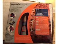 SteriPEN Journey LCD Handheld Water Purifier / Blue/Orange
