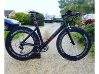 Merida Reacto 300 Time Trial/ Triathlon Bike