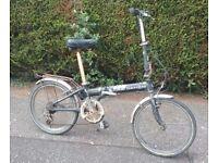 Dahon Folding Bike (light alloy)