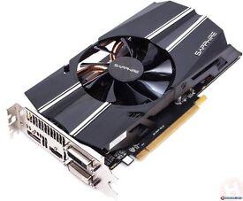 New Sapphire ATi Radeon HD 7790 Graphics card GPU HDMi Gaming