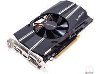 AMD Sapphire HD 7790 1GB 1600MHz GPU Graphics Card *OVERCLOCKED*