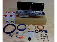 Smev Dometic 9222 Campervan Sink & Cooker Combination Unit KIT LH
