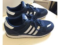 Adidas ZX 700 Navy/White – UK size 10 – Worn 5 times