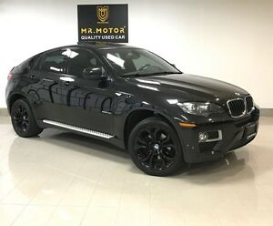 2013 BMW X6 M SPORT|NO ACCIDENT|BLACK EDITION|NEW TIRES