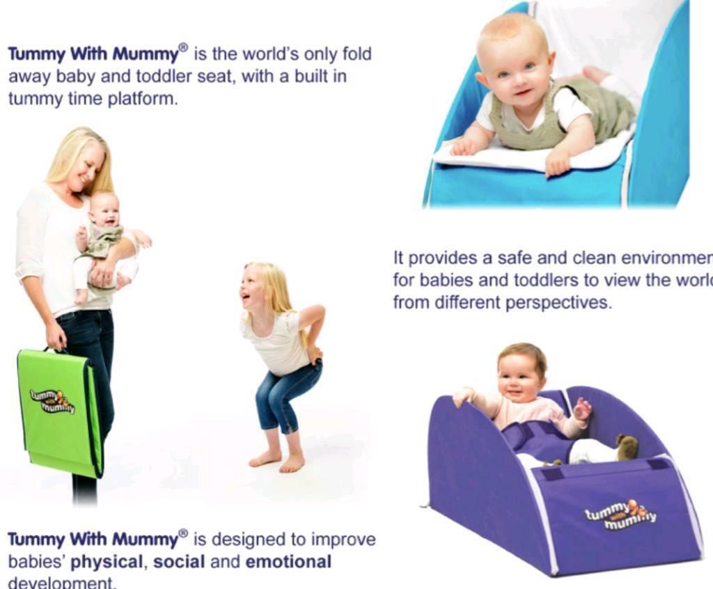 Brand New Tummy with Mummy Baby Chair