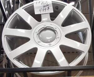 5x112 -----17 pouce Volks Audi Mercedes ------400 or BEST OFFER