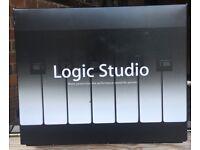 Logic Studio Pro 8 Mac Music Production Software