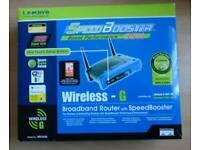 Linksys WRT54GS Broadband Router