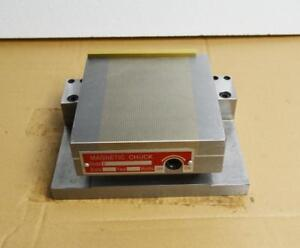 Permanent Magnetic Single Sine Plate 6*6 inch Chuck 170423