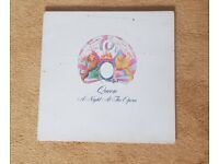 QUEEN - A NIGHT AT THE OPERA - VINYL - PRE OWNED - Excellent Condition - 1975
