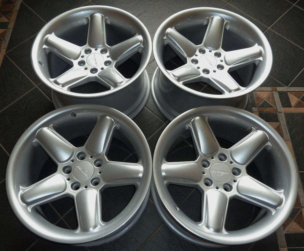 18 Staggered Ac Schnitzer Alloy Wheels Type Ii 5x120