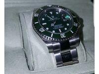 Rolex Submariner Green Bezel