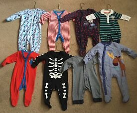 Baby Clothes for sale - 112 garments in total. 0 - 2 years of age. Will sell separately.