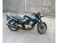 HONDA CB500 GOOD CAFE RACE PROJECT POSS PX