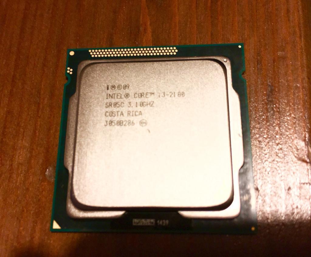 Intel Core I3 2100 LGA 1155