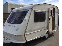 Elddis Elf touring caravan 2 berth CARAVANS AT TRADE PRICES DORECT TO THE PUBLIC!