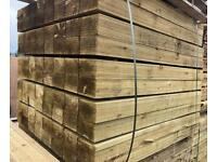🦋 Pressure Treated Wooden Fencing Pieces/ Panels/ Boards