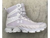 Men's UK Size 12 Under Armour Valsetz Tactical Desert Boots