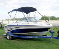 Boats, Boats, Boats! New and Used! At the Never Ending Boat Show