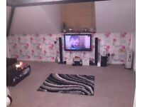 Large studio flat £650 including council tax Worthing seafront