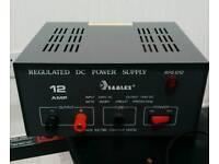 CB Ham Radio 12 Amp 13.8v Power Supply PSU Samlex Power Pack
