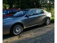 Alfa Romeo 159, 2.4 Lusso