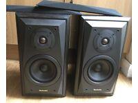100 watts Amazing Technics SB-CA10 two-way Speakers