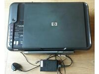 HP wifi all-in-one scanner, copier, printer