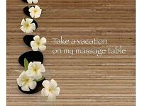 Fully qualified male massage therapist near Bearwood