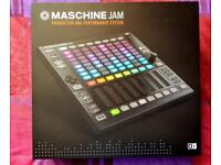 Native Instruments Maschine Jam - Brand new, unregistered with Software Pack