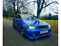 VAUXHALL ASTRA COUPE MODIFIED