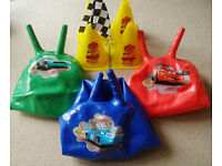 DISNEY CARS SPACEHOPPER RACING SET