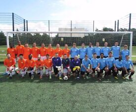 Players wanted in Southfields: 11 aside football team. SATURDAY FOOTBALL TEAM LONDON REF: kr45