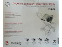 Bugaboo Breezy Sun Canopy LIKE NEW
