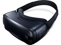 New Samsung Gear VR Headset 2016 SM-R323 Oculus Black for Galaxy Note 5 S7 S6 edge+