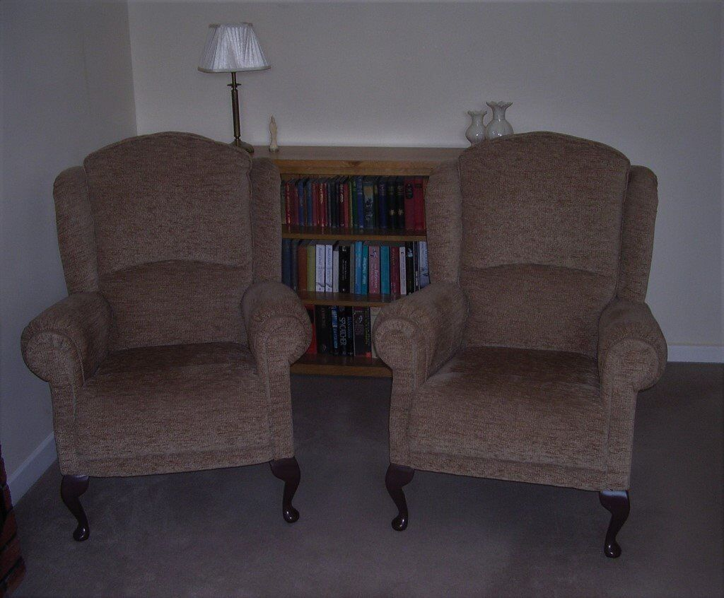 Pair of Armchairs - Excellent condition