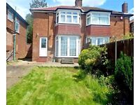 Three bedroom semi detached house available in Stanmore