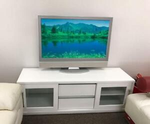 White TV Stand on Sale (SK25)