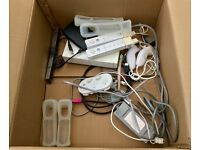 Wii bundle with games.