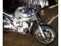 Yamaha FZ6 Fazer Spares or Repair