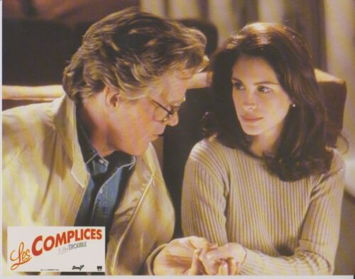 Julia ROBERTS - Nick NOLTE 10 French Lobby Cards LOVE TROUBLE