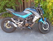 cfmoto 150cc Truganina Melton Area Preview