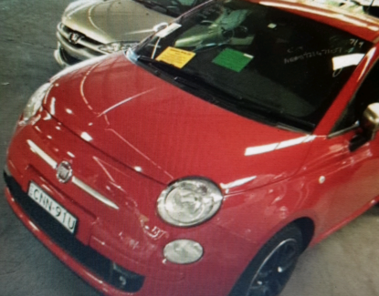 Fiat 500 2013 mod  turbo  wrecking now Yennora Parramatta Area Preview
