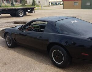 1985 Pontiac Trans Am **KNIGHT RIDER**