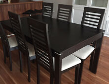 Dining  Table + 6 Chairs Erskineville Inner Sydney Preview